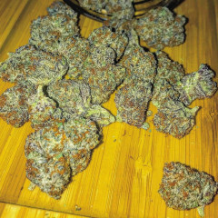 Highest-grade quality Strains available on the market today.