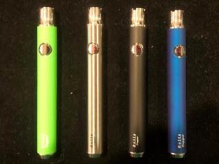 Cobra Extracts Battery Vape KIT